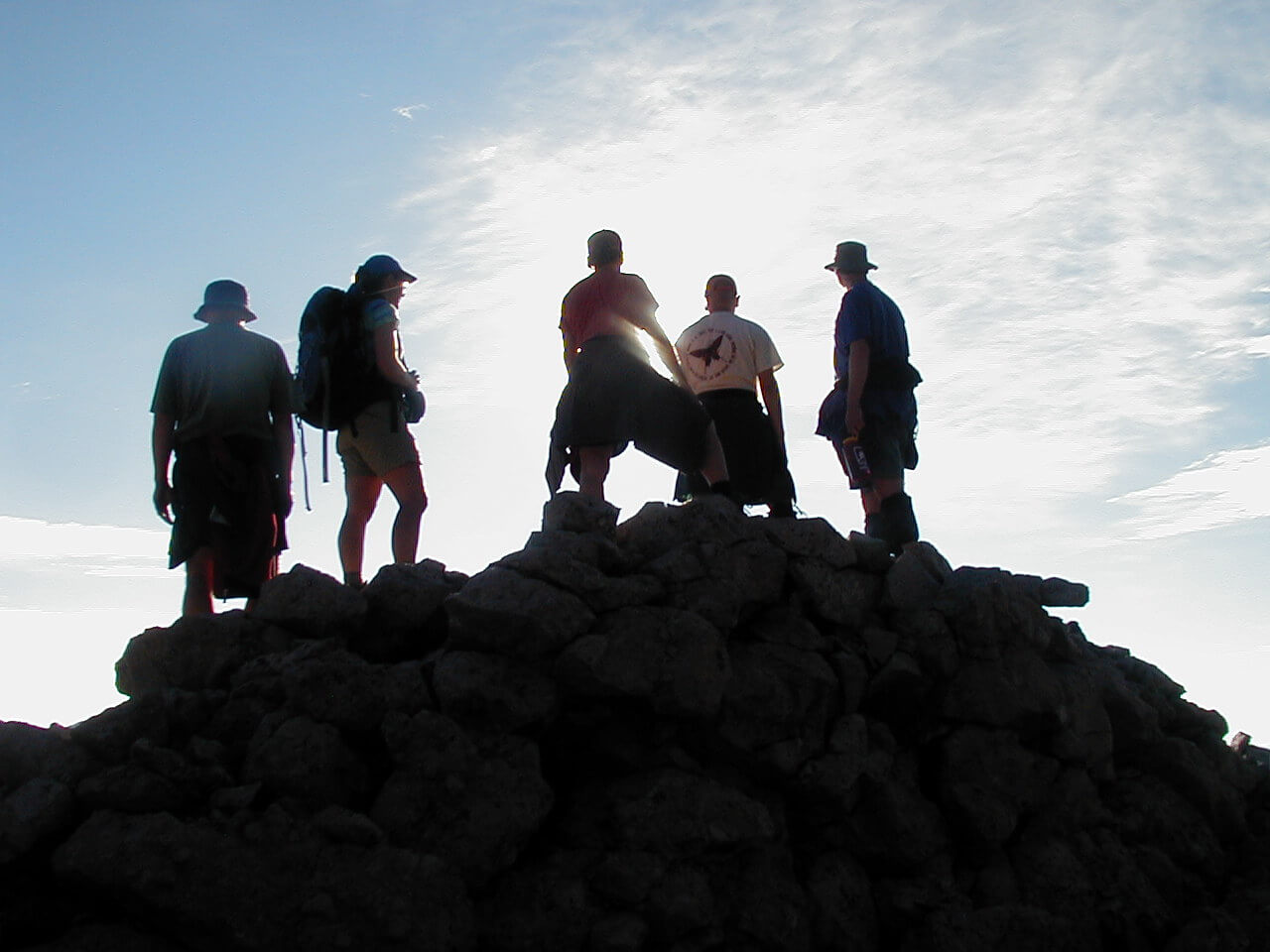 Group Backpacking Trips - How To Meet Russian