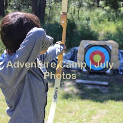 Adventure Camp | July Session Photos