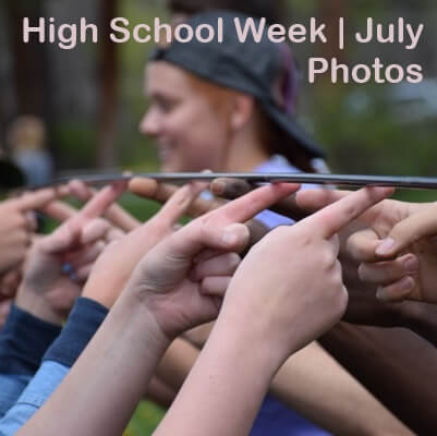 High School Week | July Session Photos