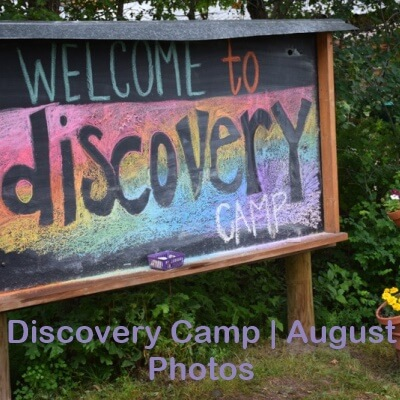 Discovery Camp | August Session Photos
