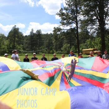 Junior Camp Photos