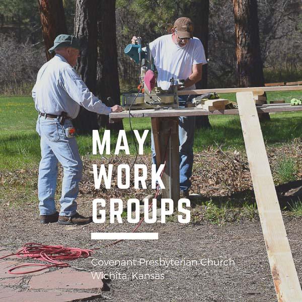 May Is For WorkGroups
